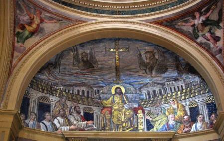 Basilica Di Santa Prassede Image