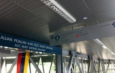Klcc-bukit Bintang Walkway Image