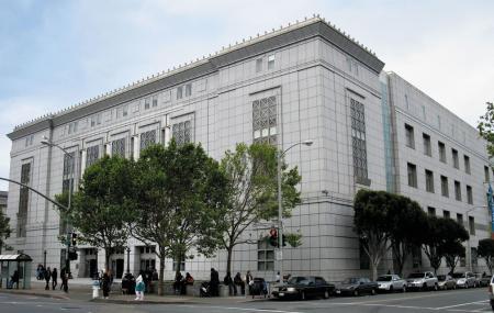 San Francisco Public Library- Main Image