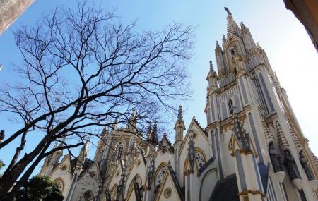 Basilica Nossa Senhora De Lourdes Image