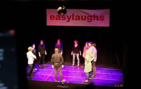 Easy Laughs Comedy Theater In Amsterdam Image