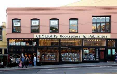 City Lights Booksellers And Publishers Image