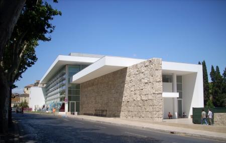 Ara Pacis Museum Image