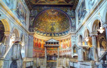 Basilica Of San Clemente Al Laterano Image