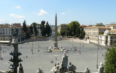 Piazza Del Popolo Image