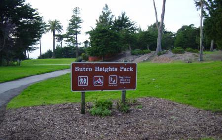 Sutro Heights Park Image