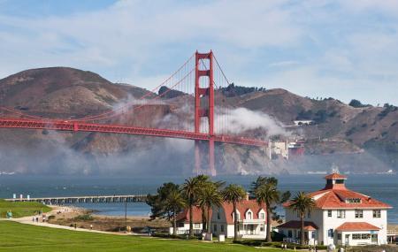 Golden Gate Promenade Image