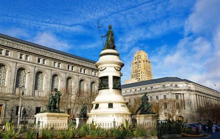 Pioneer Monument Image