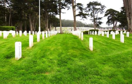 San Francisco National Cemetery Image
