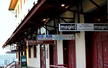 The Magic Theatre Image