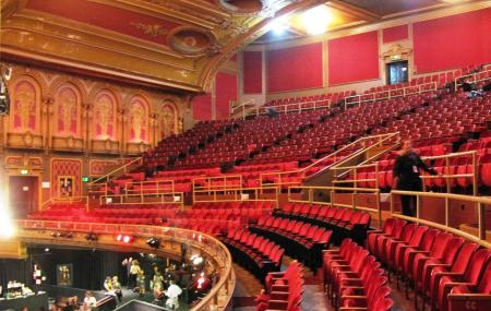 Warfield Theater Image