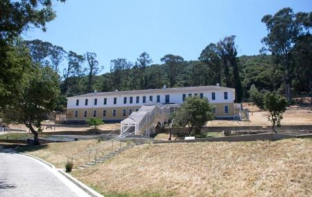 Angel Island Immigration Station Image