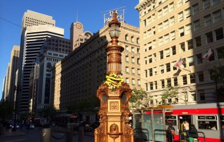Lotta's Fountain Image