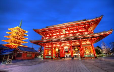 Sensoji Temple Image