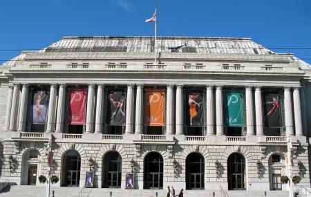 War Memorial Opera House Image