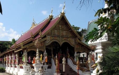 Wat Ming Mueang Temple Image