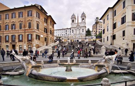 Spanish Steps Image