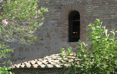 Christian Catacombs Of San Callisto Image