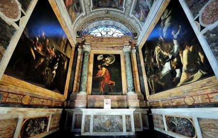 San Luigi Dei Francesi, Rome