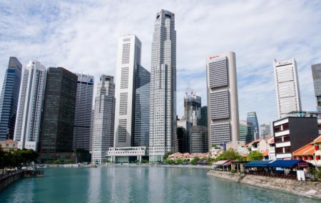 Singapore River Image