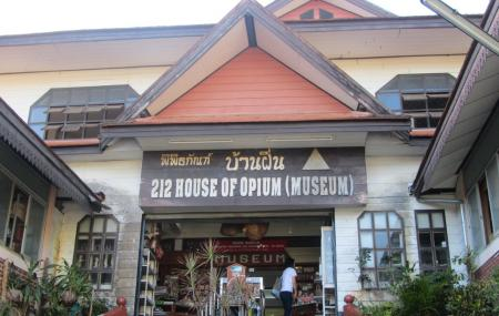 House Of Opium, Chiang Rai
