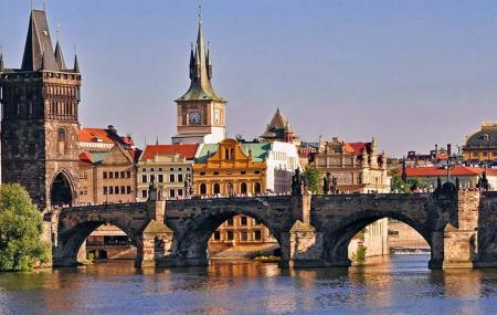 Charles Bridge Image