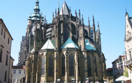 Prague Castle Image