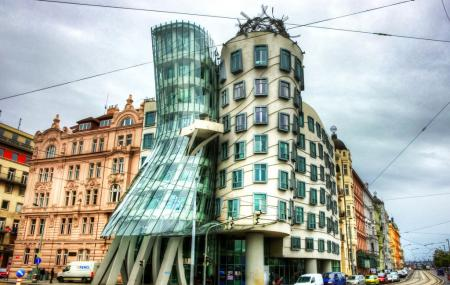 The Dancing House Image