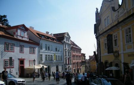 Nerudova Street Image