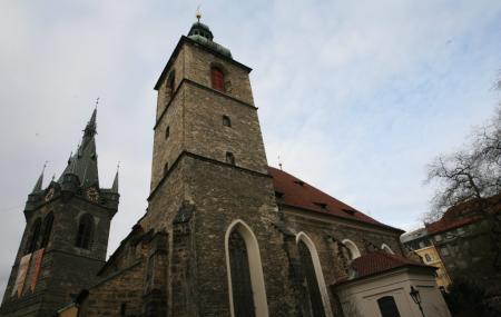 Church Of St. Henry And St. Kunhuta Image