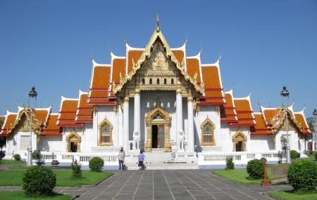 Wat Benchamabophit Image