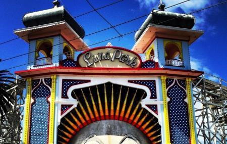 Luna Park Melbourne Image