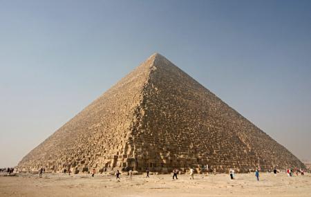 Keops Pyramid Image