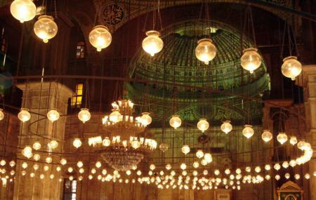 Mohamed Ali Mosque Image