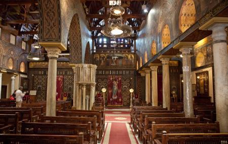 Hanging Church Image