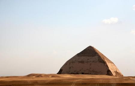 The Pyramids At Dahshur Image