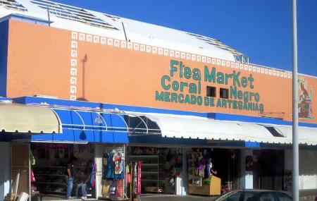 Flea Market Coral Negro Image