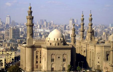 Mosque And Madrasa Of Sultan Hassan Image