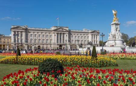 Buckingham Palace London Image