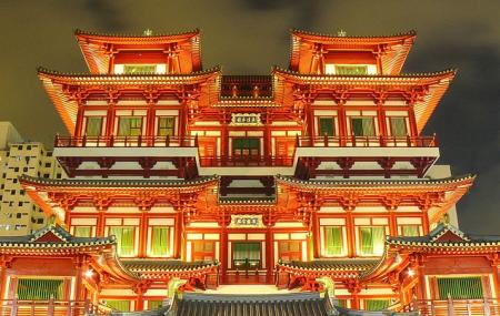 Buddha Tooth Relic Temple And Museum Image