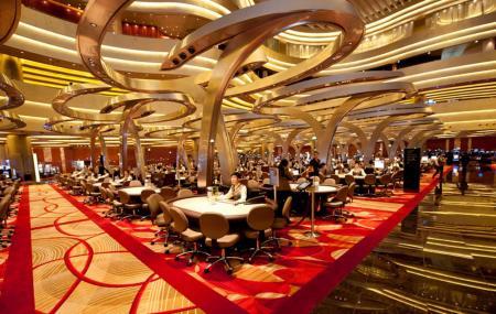 Marina Bay Sands Casino, Singapore