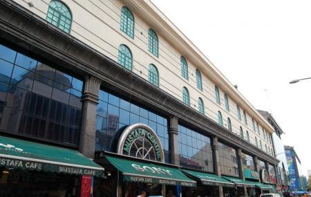 Mustafa Centre Image