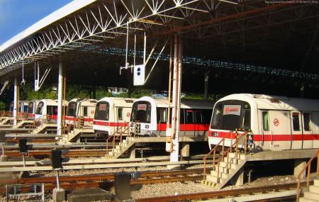 Singapore Mass Rapid Transit Image