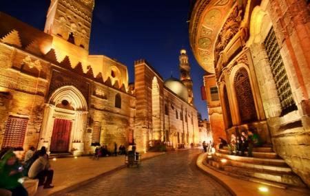 Muez El Deen Allah Street Image