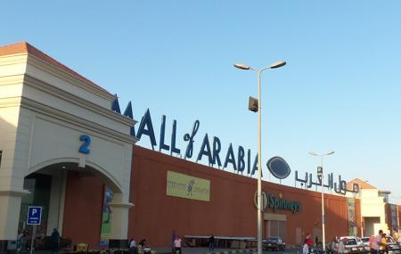 Mall Of Arabia Cairo Image