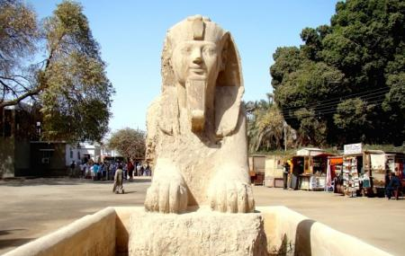 Alabaster Sphinx Image