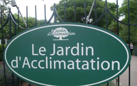 Jardin D Acclimatation Paris Ticket Price Timings Address