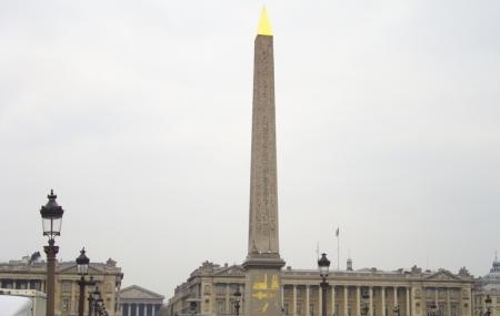Luxor Obelisk Image