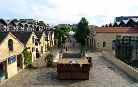 Bercy Village, Paris