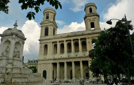 Church Of Saint-sulpice Image